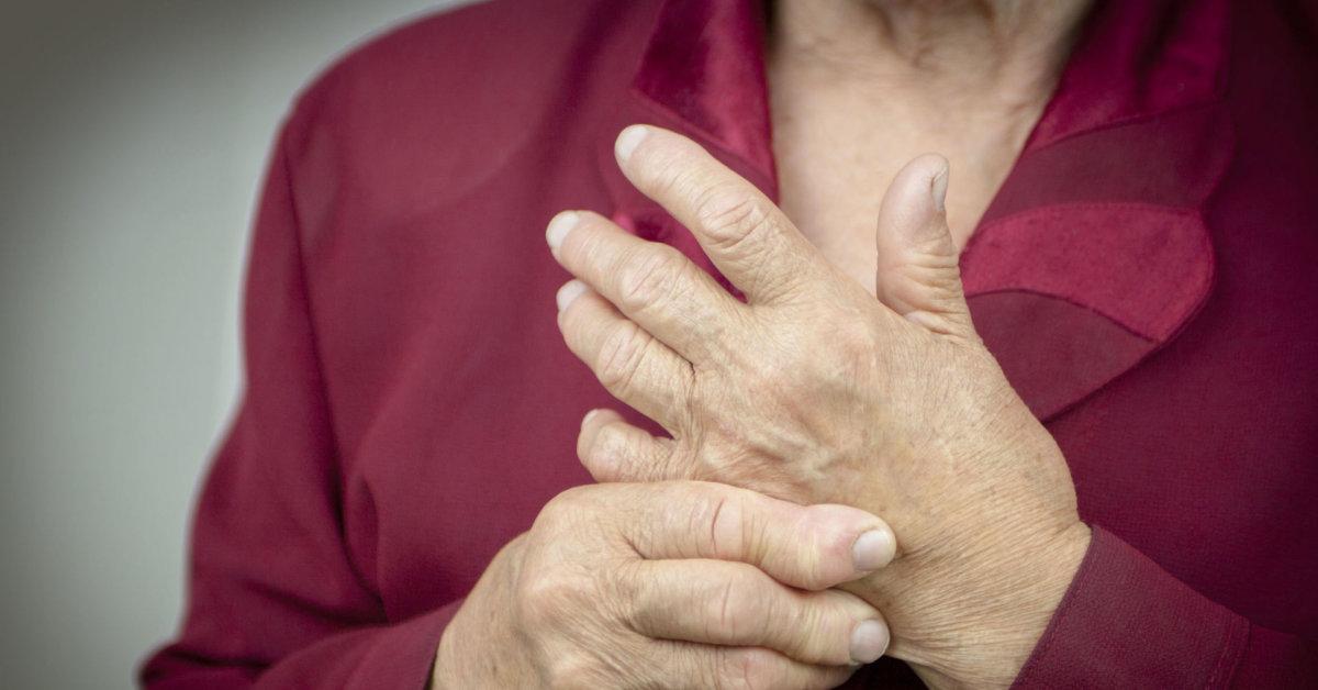 gydymas artrozė bado skausmas kulno sąnarių