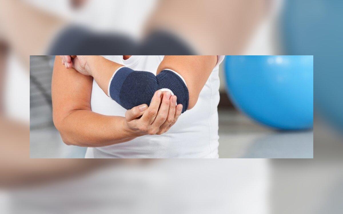 priemonės nuo skausmo alkūnės sąnario