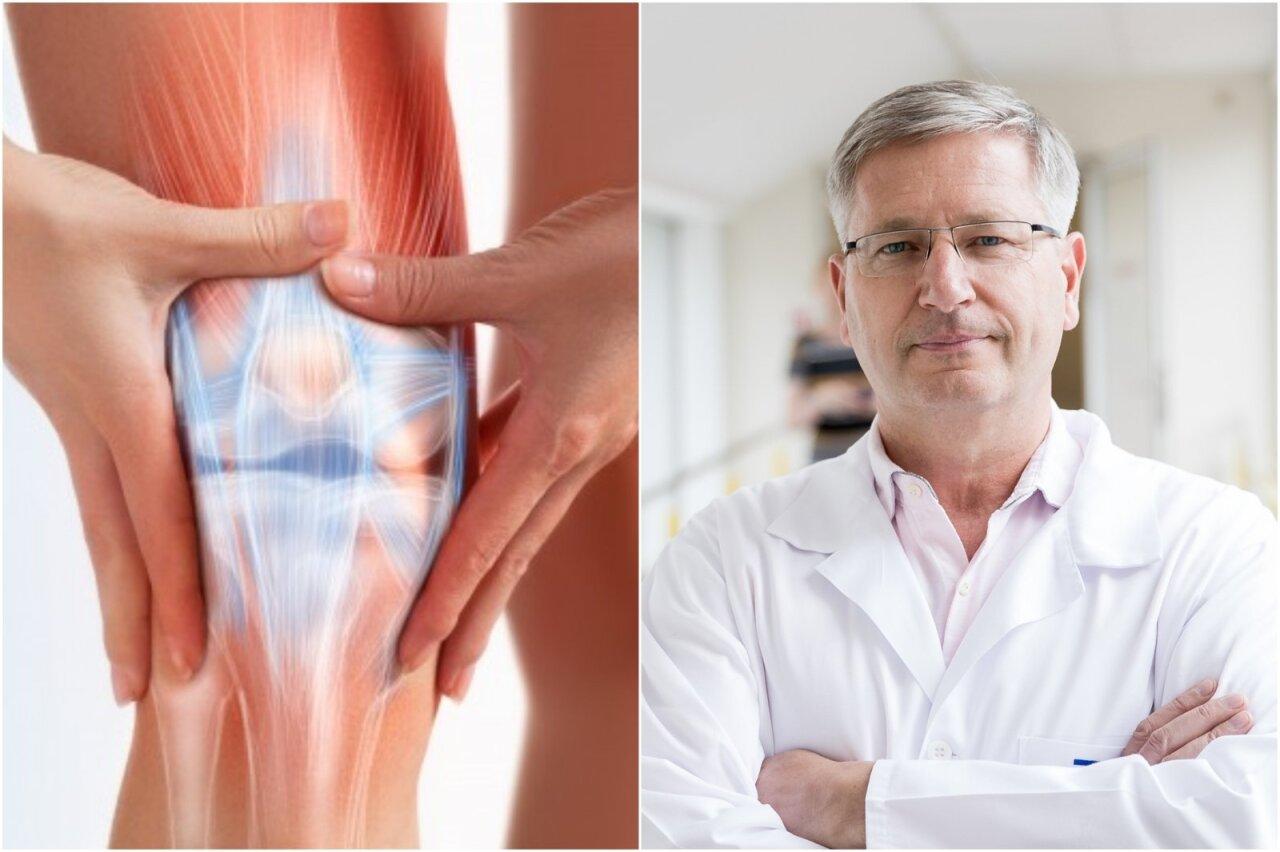 artrozė paūmėjimas gydymo stiprūs patinimo jungtys