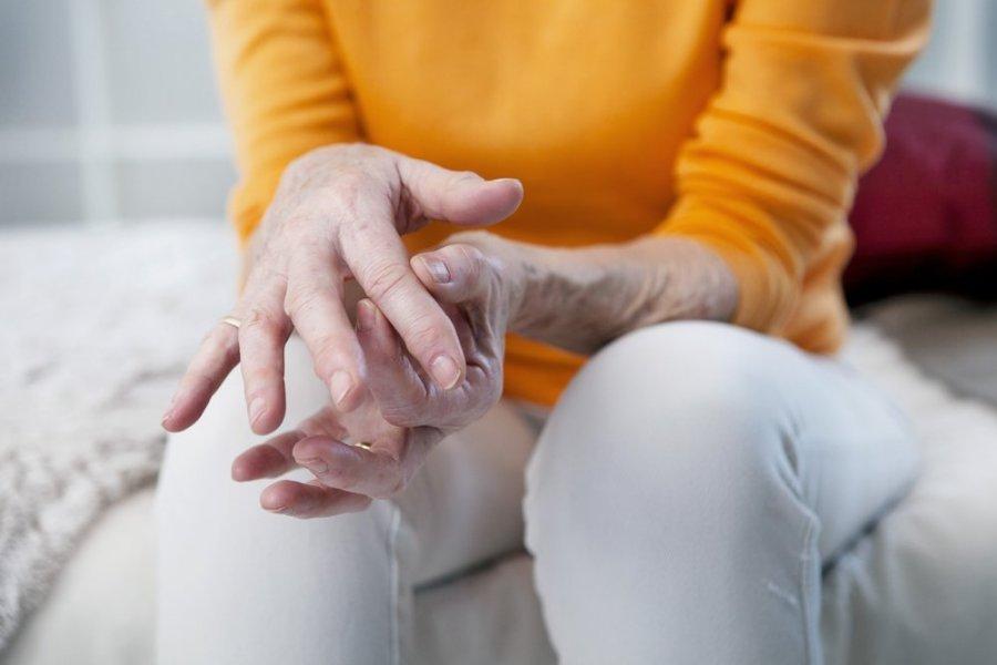 nuo ligų sąnarių doa mažų sąnarių rankų gydymui