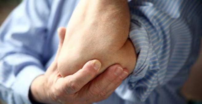 medicina ligos sąnarių bursitail iš alkūnės sąnario