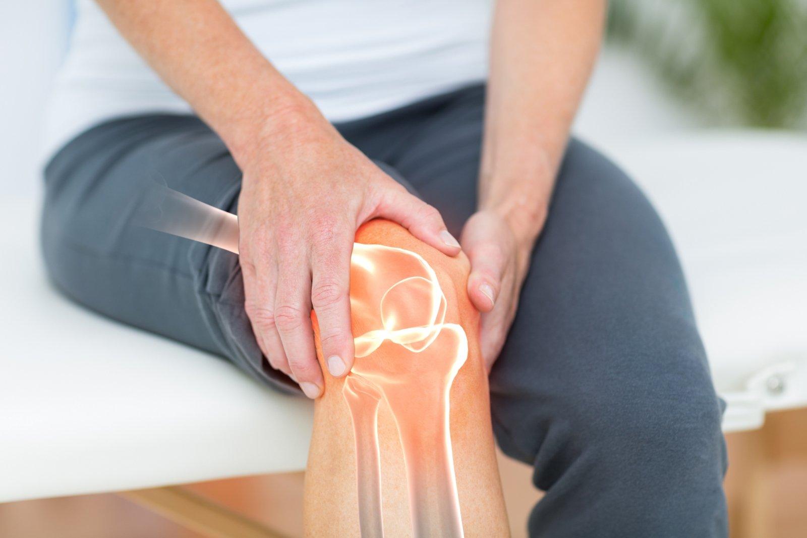 tepalas iš tempimo sąnarių skausmą