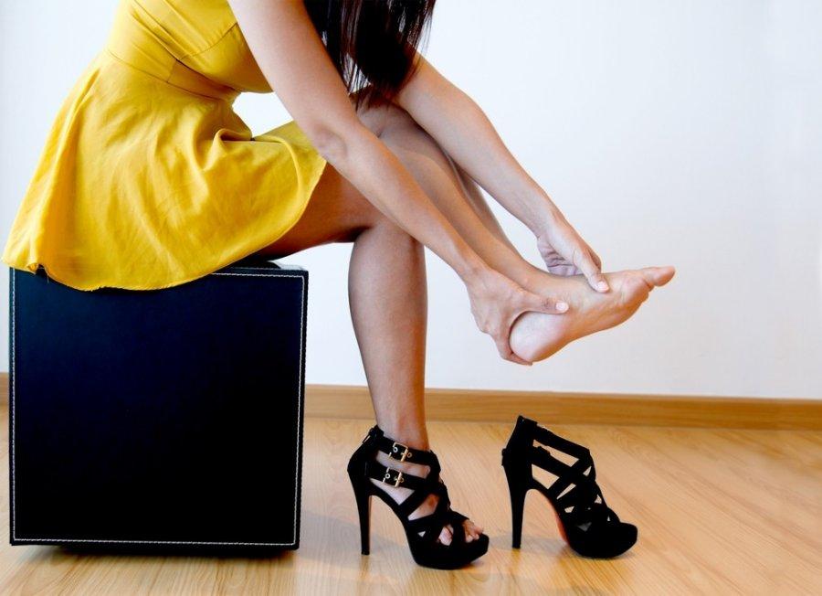 sąnarių pėdos ką daryti šalinama patinimas sąnario
