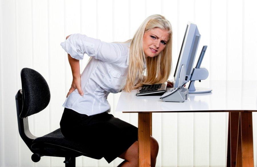 ligų susijusių su raumenų ir sąnarių dirbdami prie kompiuterio spustelėkite sąnarių skausmai