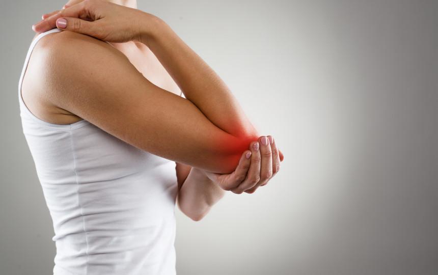 uždegimas sąnario ant rankos piršto po sužeidimo