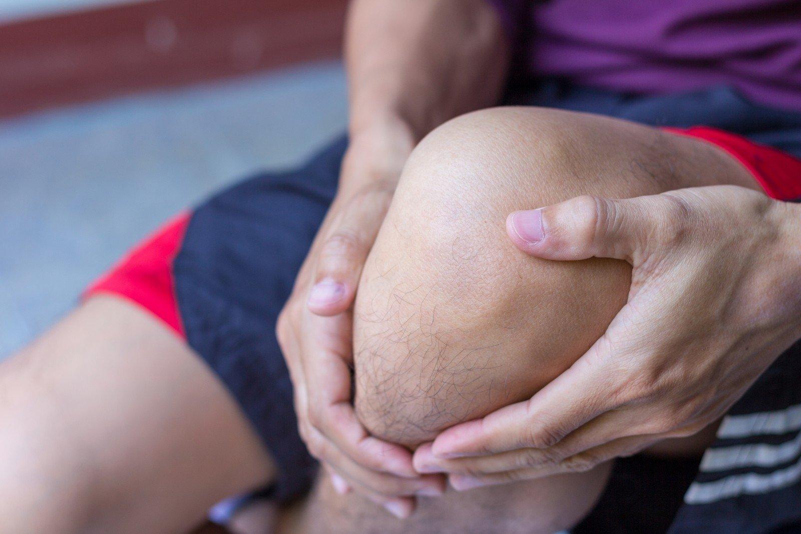 sąnarių uždegimas skausmo sindromo