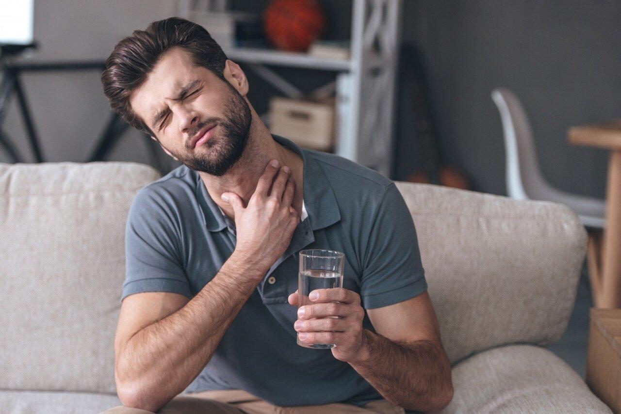 gerklės sąnarių po pneumonijos