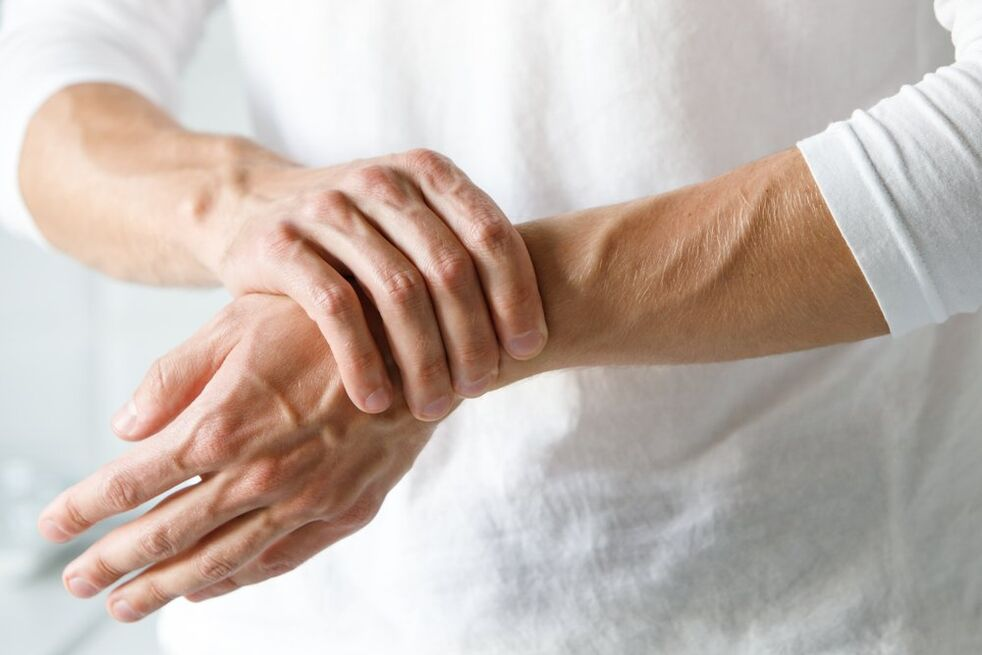 artritas sąnarių skausmai gerklės ir sąnarių silpnėjimo