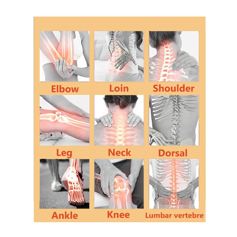 artritas šepečiai ir pirštų rankos
