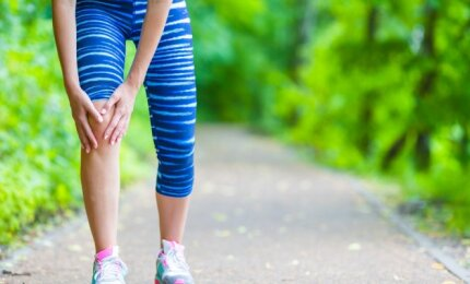 ėjimo sąnarių skausmą
