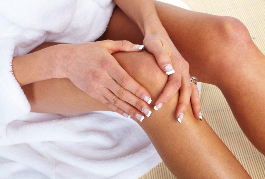 ką daryti jei pėdų sąnarių skauda