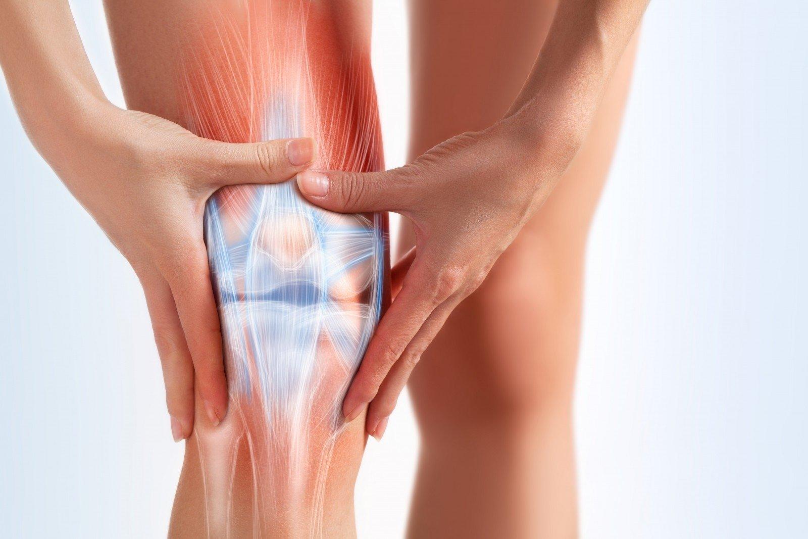 skausmas į šlaunį sąnarių ir raumenų