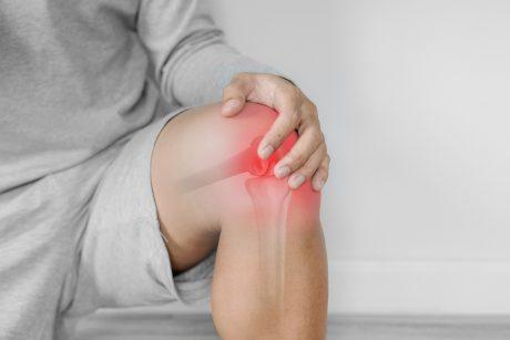 osteoartrito 4 žingsnio