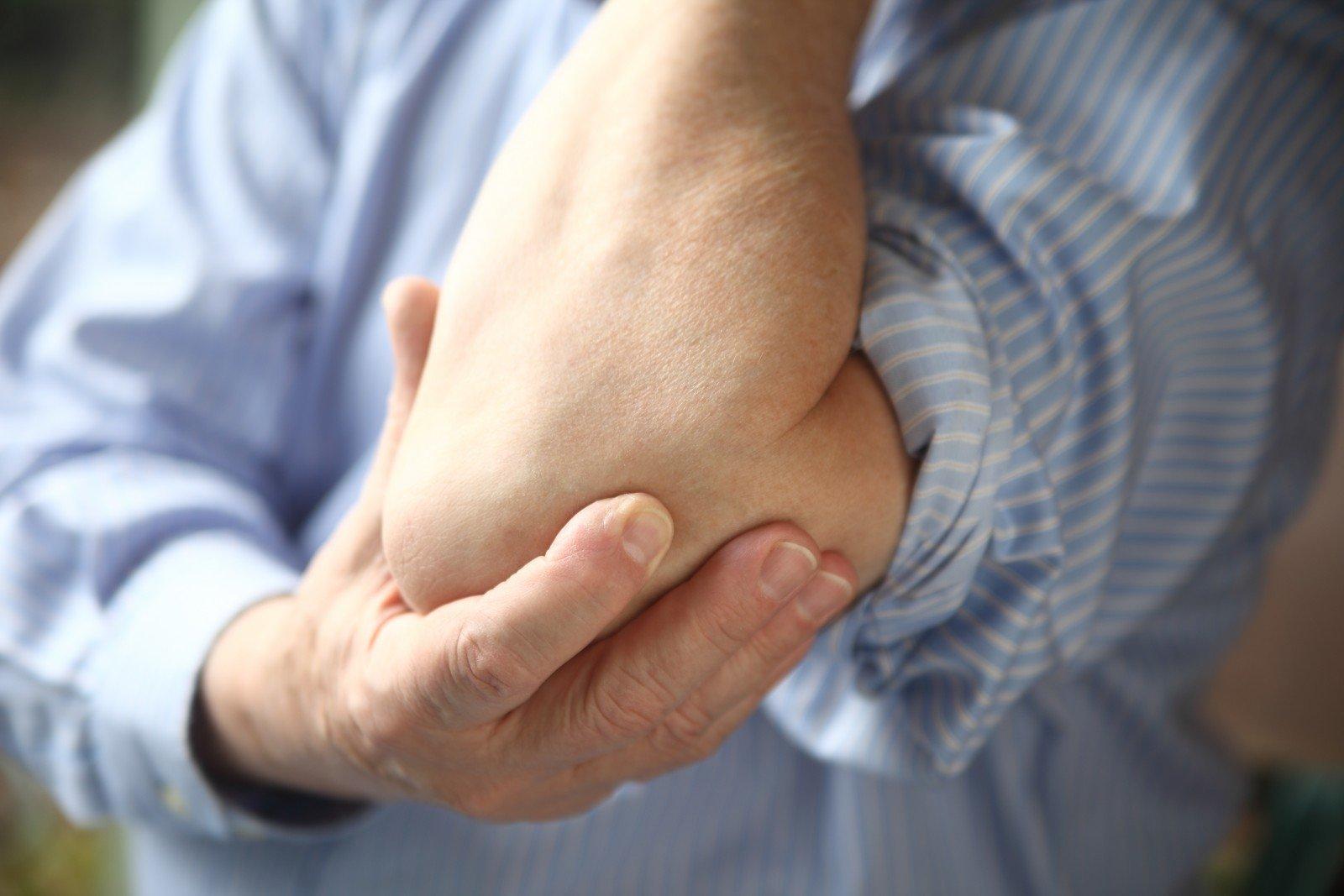 jei jūsų rankos skauda alkūnės sąnarių kojų skausmai