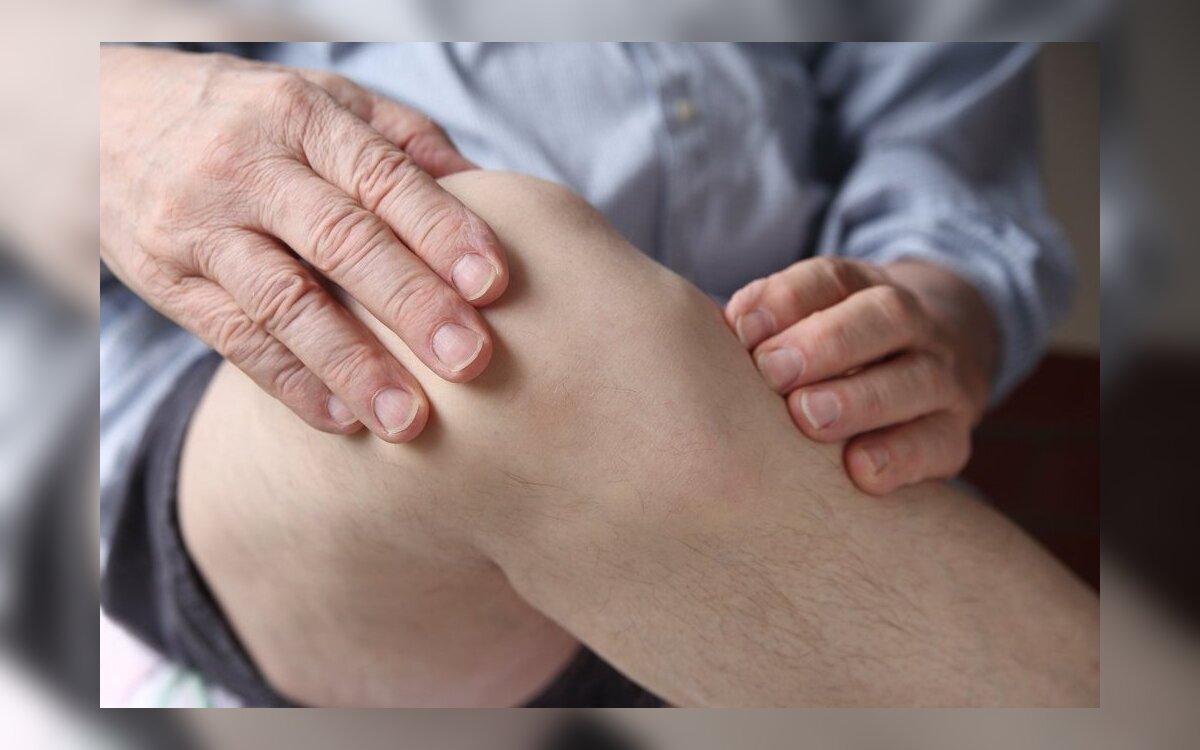 kokia ligos skaudančių kaulų ir sąnarių