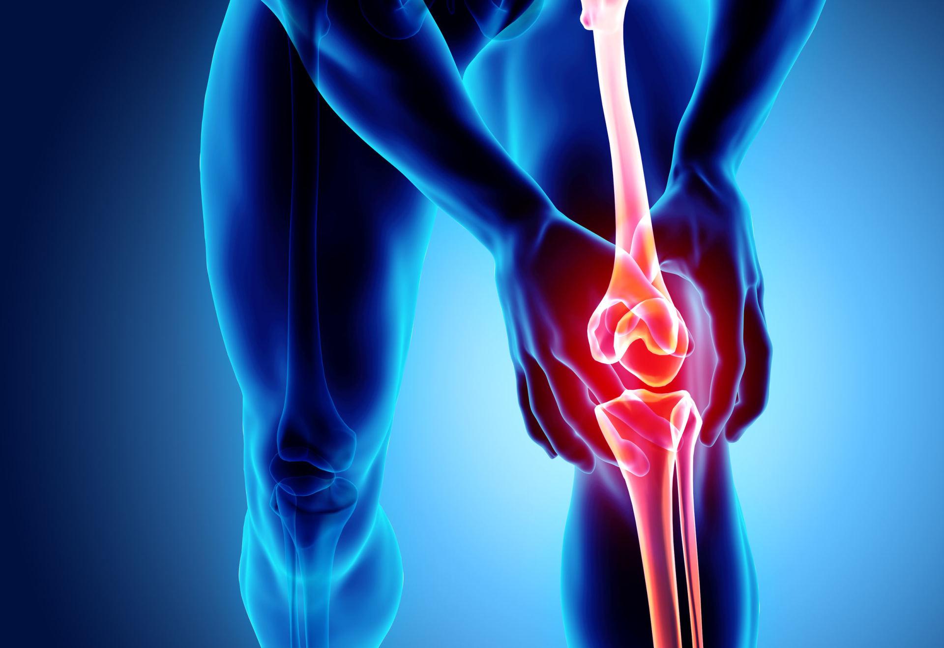 artrozė mažų ir didelių sąnarių