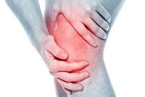 osguda-shlatter liga nepertraukiant sąnarių funkciją