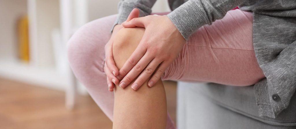 struma ir sąnarių skausmas