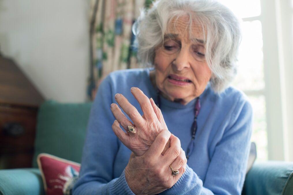 tipų ligoms gydyti sąnarių