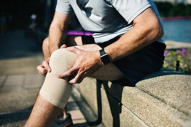 skausmas raumenyse ir sąnariuose sergančių anemija